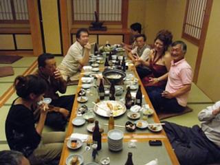 2009年度大会開始飲み会02