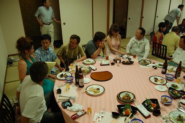 高知釣吉クラブ設立25周年宴会(1)