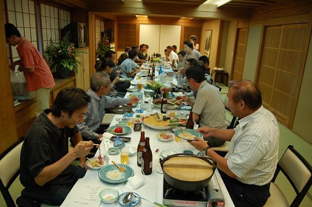 高知釣吉クラブ2010年度事始め宴会(1)