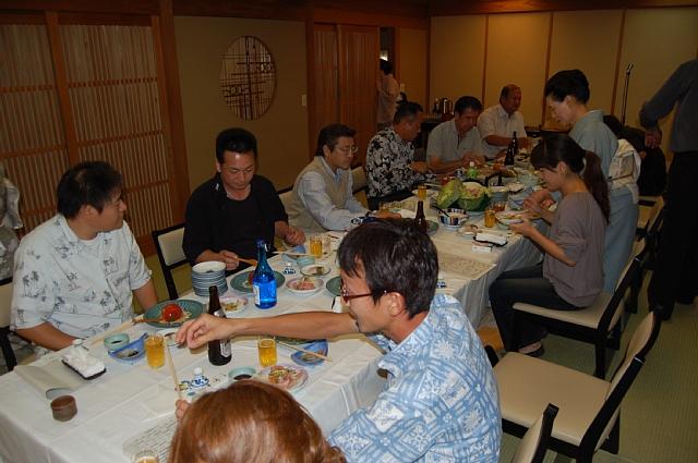 高知釣吉クラブ2010年度事始め宴会(2)