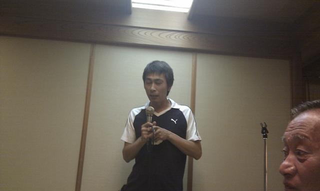 高知釣吉クラブ2010年度反省会の様子(5)
