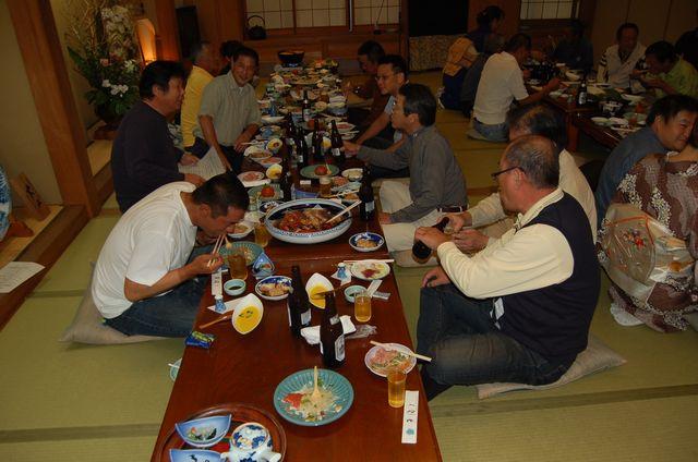 高知釣吉クラブ2011年度反省会の様子(3)