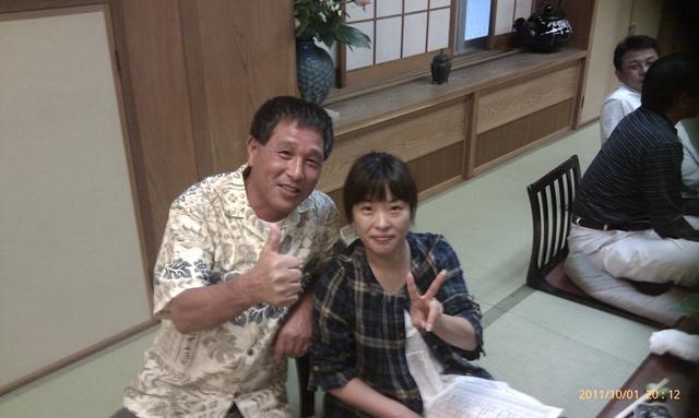 高知釣吉クラブ2012年度反省会の様子(3)
