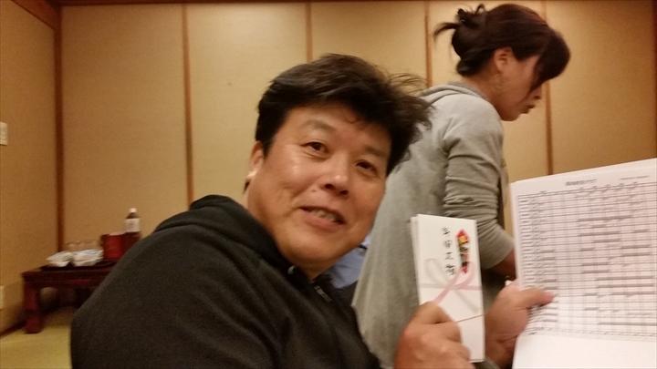 高知市の某所で2014年度の忘年会(4)