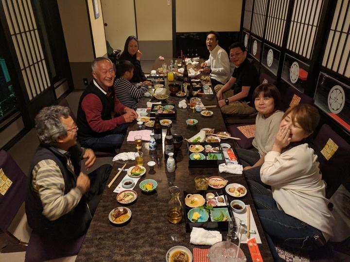 高知釣吉クラブの反省会(1)