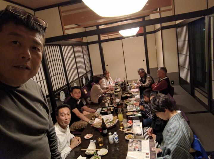 高知釣吉クラブの反省会(3)
