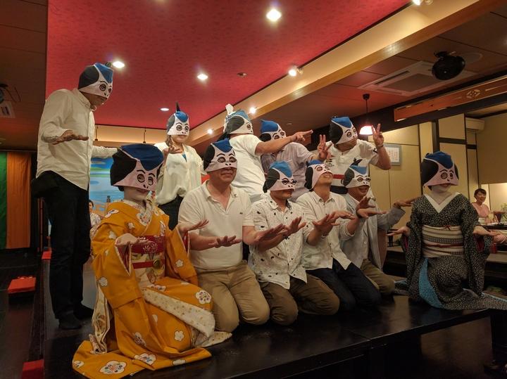 高知釣吉クラブの反省会(6)