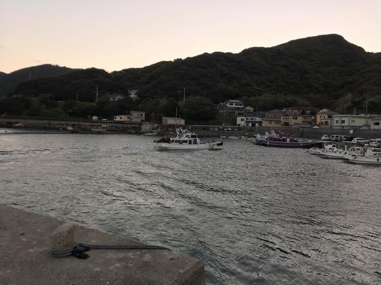 201810-釣行中止1