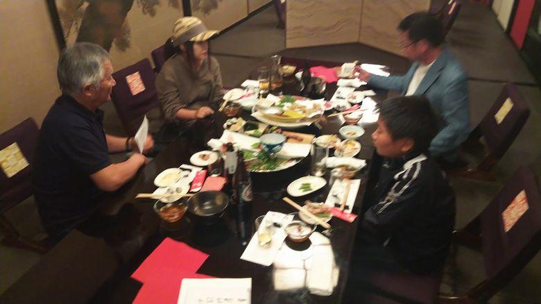 高知釣吉クラブ(忘年会)1